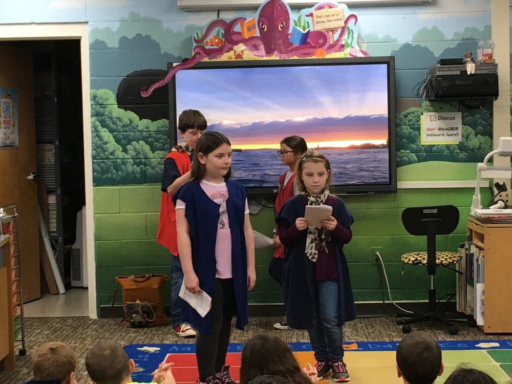 American Revolution: Readers' Theater