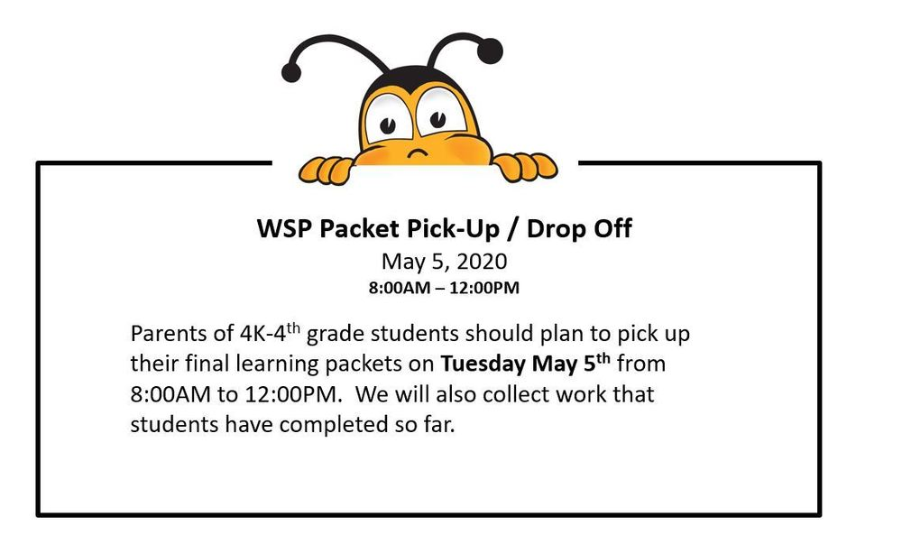 WSP Packet Pick Up
