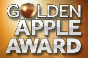 Krystal McGrew Wins Golden Apple Award!