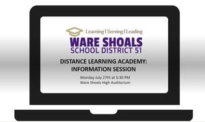 Distance Learning Academy: Information Session